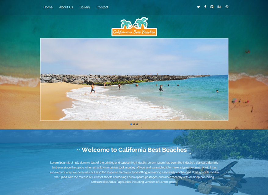 California Best Beaches
